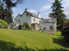 argyll holiday house