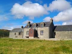 West Coast holiday cottage
