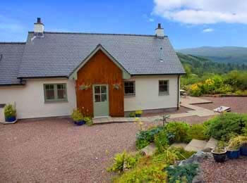 Scottish holiday cottage