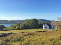 Morvern holiday cottage