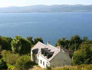 holiday cottages Arran