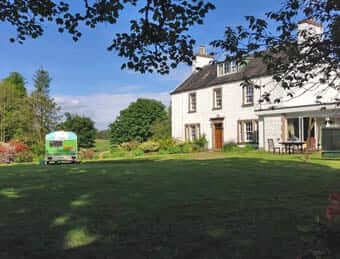 self-catering holiday cottage Loch Awe