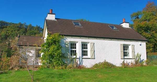 Strathlachlan Lodge, Loch Fyne, Nr Inveraray, Argyll