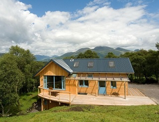 Argyll holiday cottage