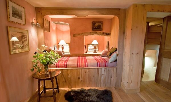 Unusual Bed View All Cottages