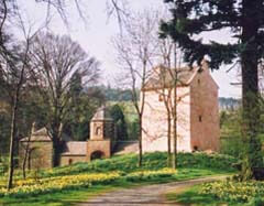 Barns Tower, Kirkton Manor, Peebles, Scottish Borders