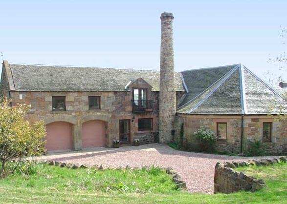 Large Holiday House Near North Berwick East Lothian Scotland
