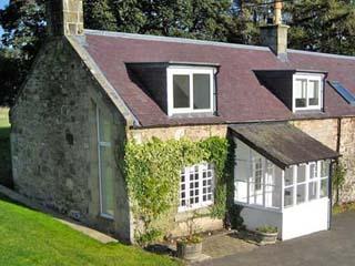 Scotstoun Farmhouse, West Linton, Scottish Borders