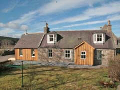 holiday cottage Aboyne