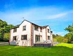 self-catering east lothian