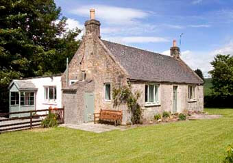 holiday cottage Fife