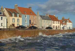 Fife coastal lettings