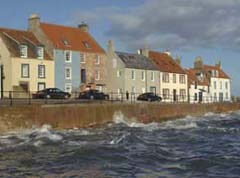 No. 8 East Shore, St Monans, Anstruther, Fife