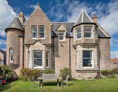 self-catering holiday cottage Elie