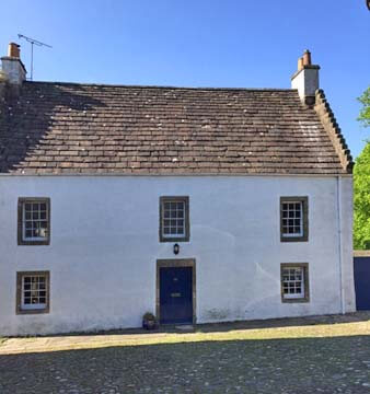 fife holiday cottage