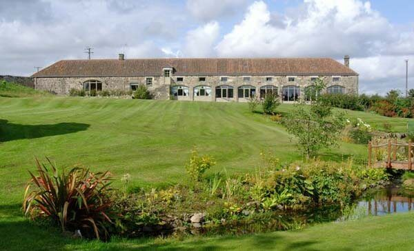 golfing holiday cottage