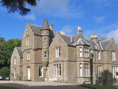 Kinblethmont House, By Arbroath, Angus