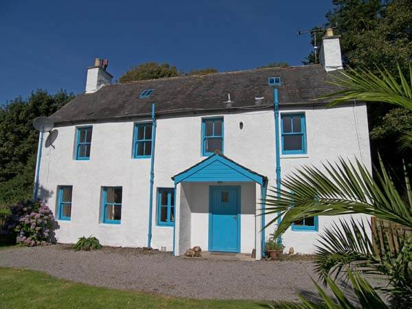 holiday house galloway