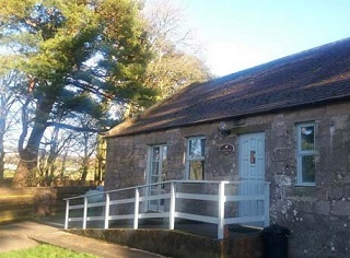 self-catering Blackaddie House Hotel