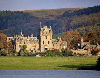 The Chauffeurs Apartment, Lochinch Castle