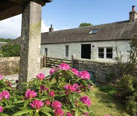 Tackroom Cottage, Cairnsmore Estate, Palnure, Newton Stewart, Galloway