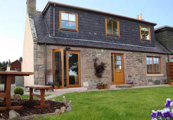 Scottish Country Cottage Black Isle