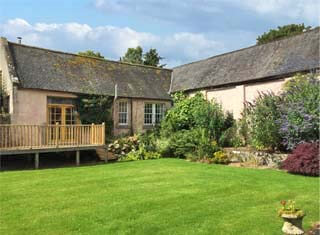 self-catering estate cottage