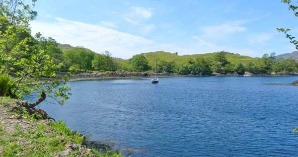 Glenelg Self Catering Cottage Torgorm Holiday On West