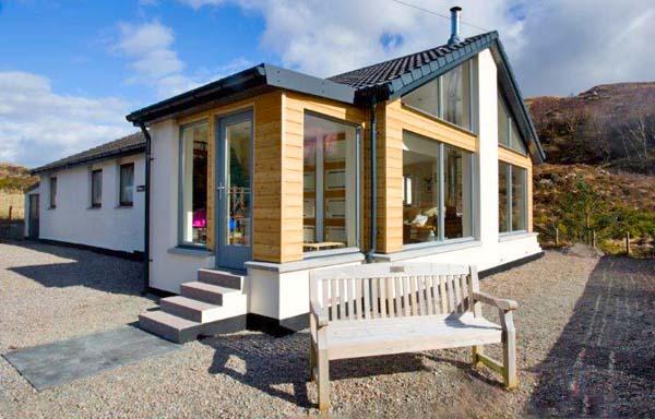 Glenelg self-catering cottage, Torgorm, holiday on west ...