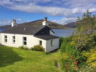 Skipper's Cottage, 1 Quarry, Glenelg, Kyle of Lochalsh