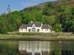 Kirkfield House, Glenelg, By Kyle of Lochalsh, Highlands