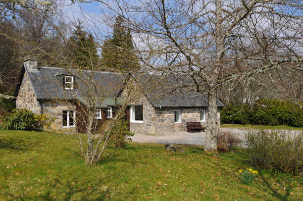 Large Scottish Self Catering Strathconon Holiday Rental