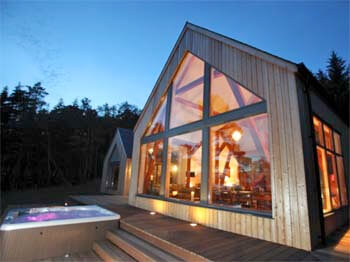 large holiday house By Mallaig