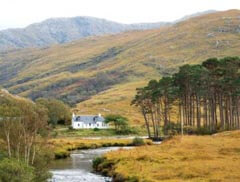 self-catering lochaber