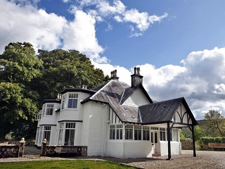 Camisky Lodge, By Torlundy, Fort William, Inverness-shire