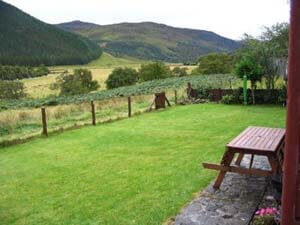 scottish self-catering accommodation