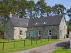 self-catering Glenrossal