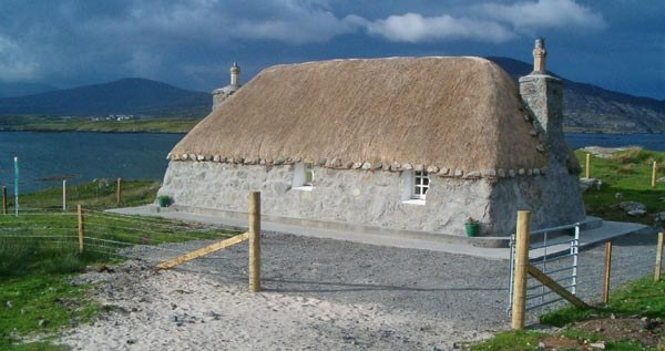 vacation home in Hebrides