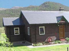 self-catering highlands