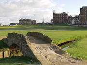 St Andrews Golf club house
