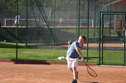 tennis holiday in Scotland