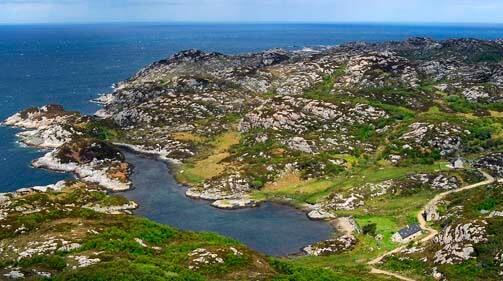 Remote Holiday Cottages Scottish Islands