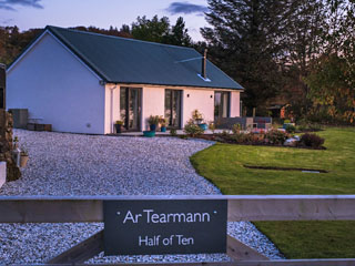 Ar Tearmann, Calligarry, Ardvasar, Sleat, Isle of Skye.