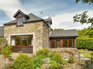 holiday cottage Blairgowrie