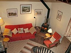 Alyth cottage to rent