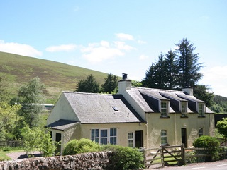 holiday house in perthshire