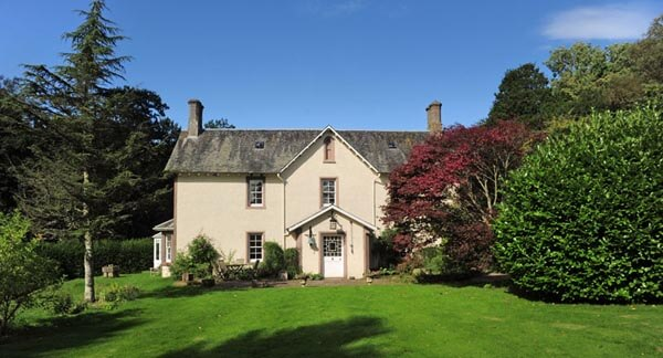 Luxury Large Holiday House Scotland In Perthshire