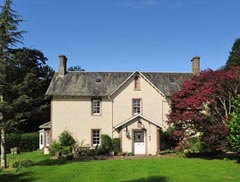The Old Manse of Monzie, near Crieff, Perthshire