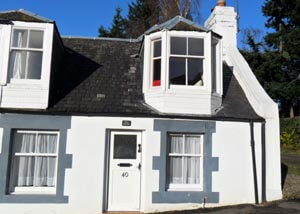crieff holiday cottage