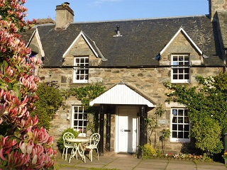 holiday cottage in Dunkeld